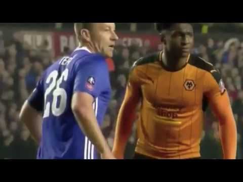 Wolves vs Chelsea 0-2 All Goals & Highlights (FA CUP 2017) HD