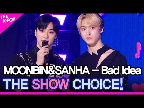 MOONBIN&SANHA(문빈&산하), THE SHOW CHOICE! [THE SHOW 200922]