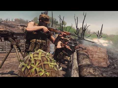 rising storm 2 vietnam gameplay trailer
