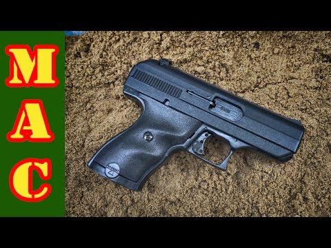 Reliability Test! Hi-Point C9 9mm (видео)
