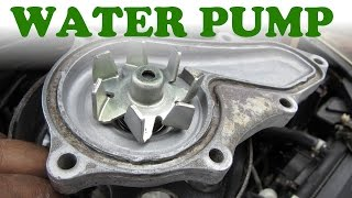 10. How to Replace a Honda Water Pump