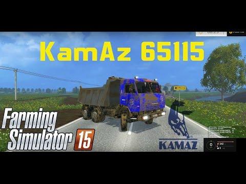 Kamaz 65115 mup v1.0