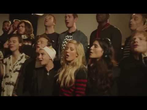 WATCH THIS: A new version of Band Aid's