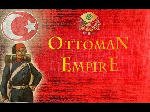 History of Ottoman Empire on Map Description