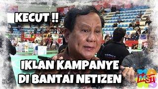 Video Dib (ant) ai Iklan Kampanye Prabowo - Sandiaga Karena Mel (eceh) kan Dan Tidak Mendidik MP3, 3GP, MP4, WEBM, AVI, FLV Desember 2018