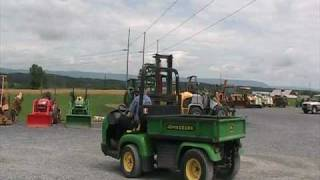 1. John Deere 2030 4x4 Pro Gator Diesel