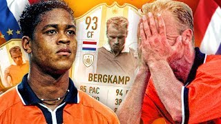 THE GLITCHED ICON?! 93 PRIME ICON MOMENTS BERGKAMP PLAYER REVIEW! FIFA 19 Ultimate Team