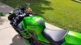3. 2 week review of my 2015 Kawasaki  ZX14R