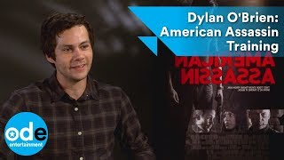 American Assassin: Dylan O'Brien talks training