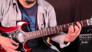 "Nirvana Guitar Lesson - How to Play ""Lounge Act"" on Guitar - Kurt Cobain"