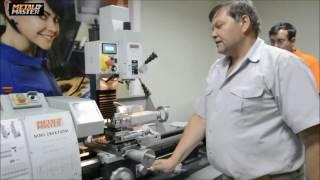 Токарно-фрезерный станок Metal Master MML 2870M (MML 280x700M)