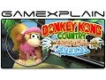 Donkey Kong Country: Tropical Freeze Analysis - Dixie Trailer  (Secrets & Hidden Details)