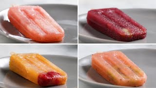 Sangria Ice Pops by Tasty