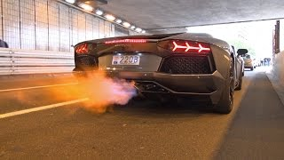 Video BEST of Lamborghini Aventador: Novitec Torado, Hamann Nervudo, DMC LP900! MP3, 3GP, MP4, WEBM, AVI, FLV Juni 2018