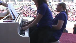 Changzhi China  City pictures : GRACE UNIVERSITY BAND IN CHINA Piano Quartet at Changzhi No 2