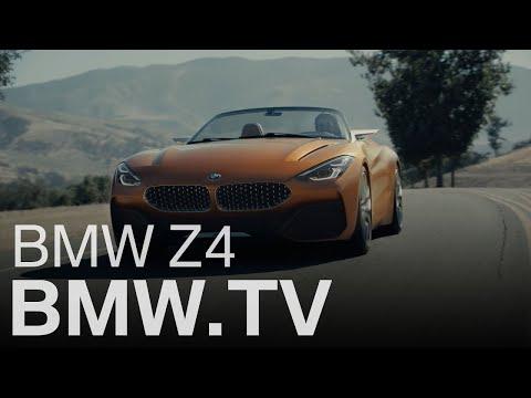 Aperçu d'une vidéo de l'article Pebble Beach 2017 :  les photos officielles du BMW Concept Z4