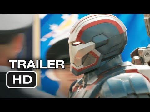 HD Video - Check out our trailer review: http://youtu.be/Zzhfizb8f6Q Subscribe to TRAILERS: http://bit.ly/sxaw6h Subscribe to COMING SOON: http://bit.ly/H2vZUn Iron Man...