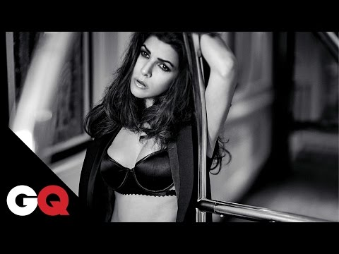 April Cover Star Nimrat Kaur: Our New Favourite Girl | Photoshoot Behind-the-Scenes | GQ India