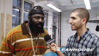 Kimbo Slice The Ultimate Fighter 10 Interview