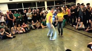 Zouk Congress São Paulo - Bruno E Eglantine