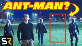 Endgame Theory: Ant-Man Was Removed From The Super Bowl Spot by Screen Rant