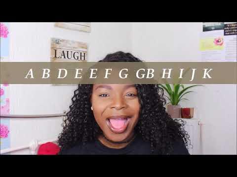 Yoruba Lessons Ep 11: The Yoruba Alphabet || Let's Learn Yoruba!