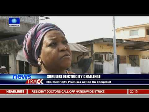 Surulere Residents Lament Poor Power Supply, Overbilling