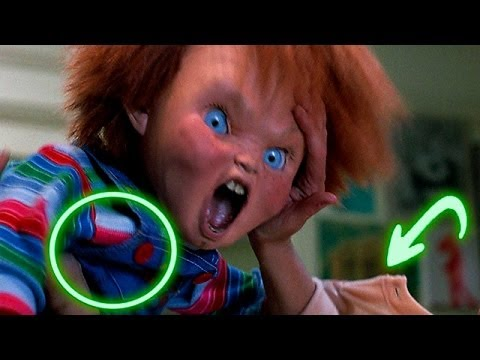 Chucky Secrets and Curiosities / Child'sPlay Mistakes / Jack Incongruente