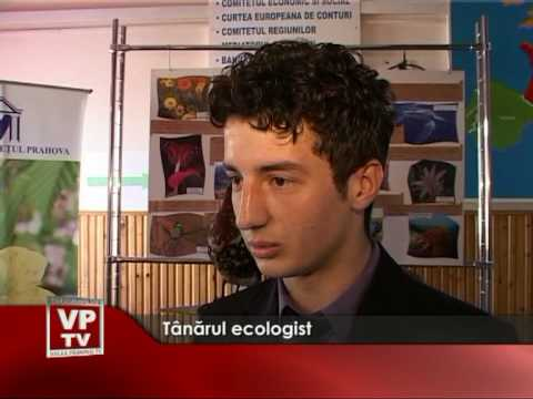 Tânărul ecologist