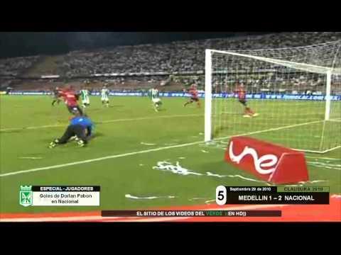 Más goles de Dorlan Pabón