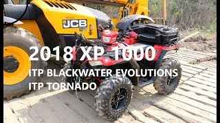 6. On the Farm, ITP Blackwater Evolutions on 2018 Sportsman XP 1000
