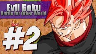 Evil Goku Transforms!! Evil Goku VS King Vegeta! | Evil Goku Battle for Other World (PART #2)