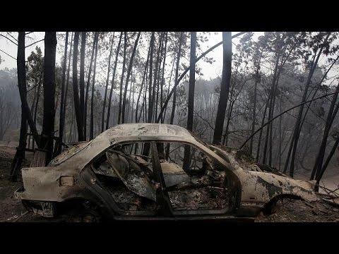 Πορτογαλία: Συνεχίζεται ο πύρινος εφιάλτης