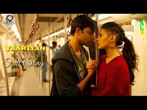 Arijit Singh | Yaariyan | Full Song | Rajma Chawal Movie | 2018