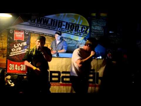 Rapublica - Žižkovská noc 2013-Rapublica-Válka