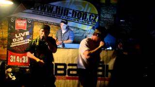 Video Žižkovská noc 2013-Rapublica-Válka