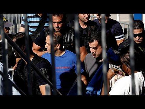 Ελλάδα: Εξετάζεται το αίτημα ασύλου των Τούρκων στρατιωτικών