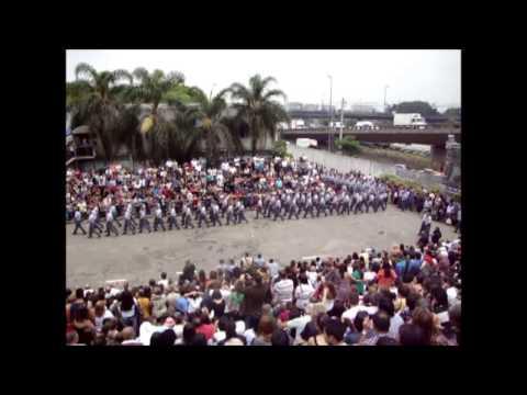 Formatura do Curso de Formação de Sargentos da Polícia Militar do Estado de São Paulo