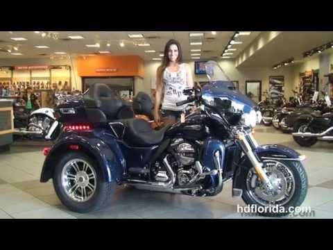 New 2014 Harley Davidson 3 Wheeler Trike Motorcycles for sale
