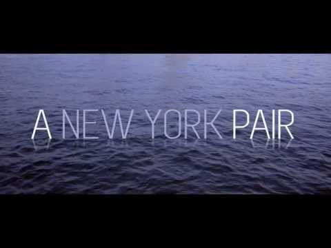 Fin du montage du film A New York Pair