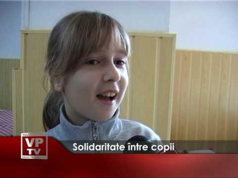 Solidaritate între copii
