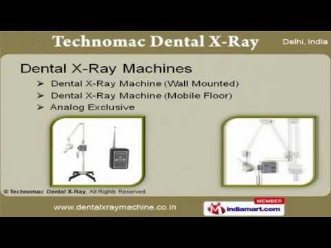 Technomac Dental X - Ray