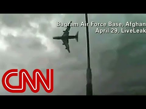 afghanistan - CNN's Erin Burnett speaks to an expert about a plane crash that was purportedly recorded by a vehicle's dash cam.