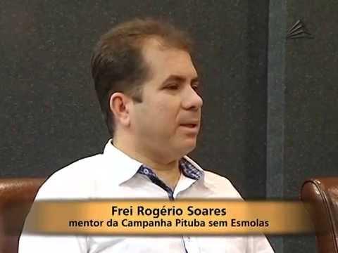 Frei Rogério na TV Assembleia - Projeto: Pituba sem Esmola