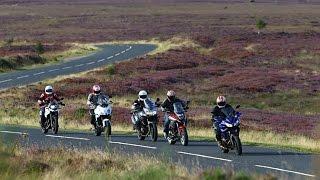 9. Mid-weight Sports Tourers: Yamaha Tracer 700 vs BMW, Honda, Kawasaki and Suzuki  | Bike Social