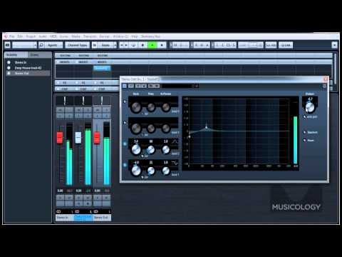 Deep House Tutorial – Mastering Your Final Track In Cubase (MusicologyOnline.net)