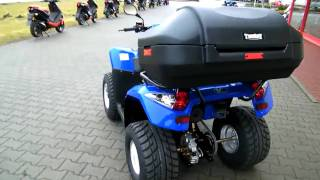 8. Kymco MXU 250 Quad
