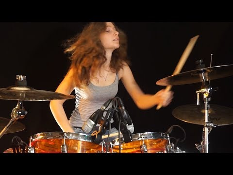 Roundabout (YES); drum cover by Sina