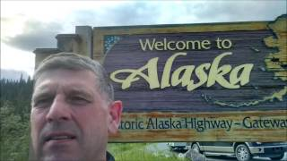 Alaska Motorcycle Adventure 2016