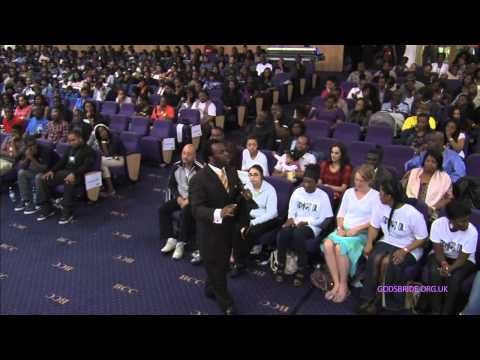 Bishop John Francis - Midnight Oil Summit 2011
